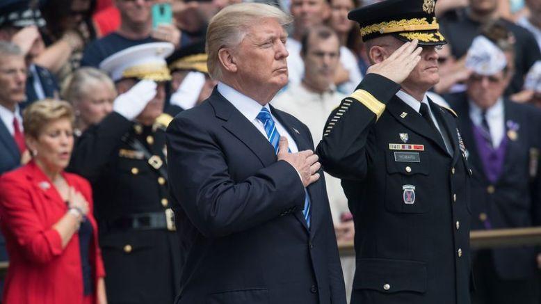 trumpmilitary