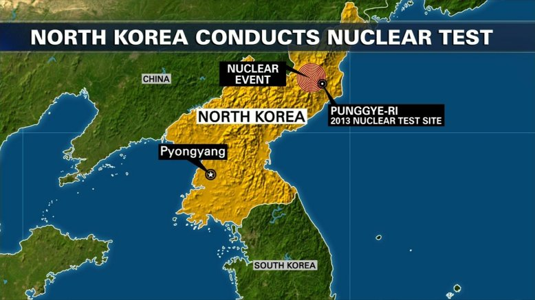 northkoreanucleartest