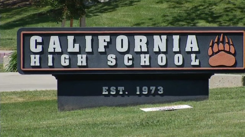 california high school