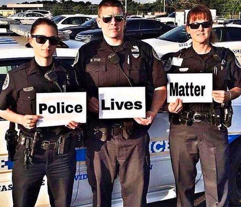 policelivesmatter