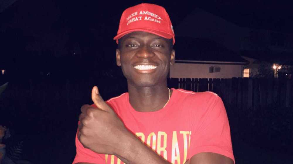 blackmanwearingmagahat