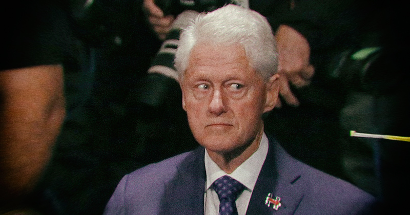 BillClinton side eye