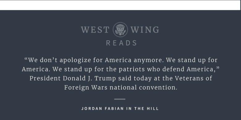 wedontapologize