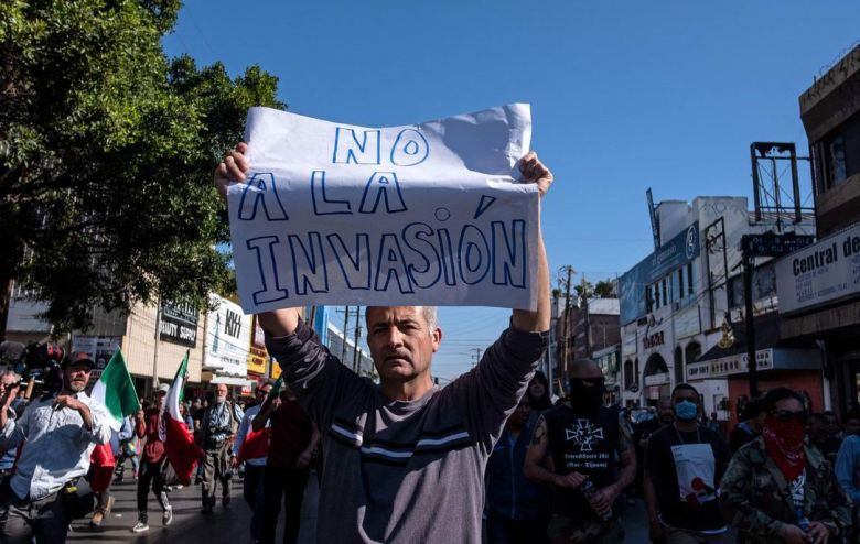 no to invasion